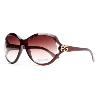 DASEIN by Anais Gvani Women's Open Temple Sunglasses
