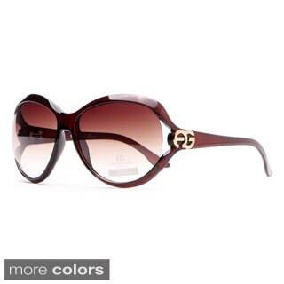 DASEIN by Anais Gvani Women's Open Temple Sunglasses