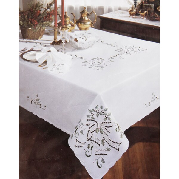 Christmas Bells Holiday Collection Table Linen