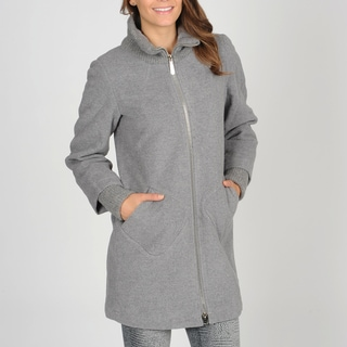 Vince Camuto Women's Cashmere Wool Blend Coat