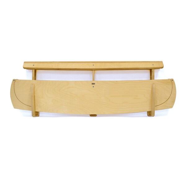 Noah's Ark Bed Rail