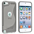BasAcc Clear Smoke S Shape TPU Case for Apple iPod Touch Generation 5