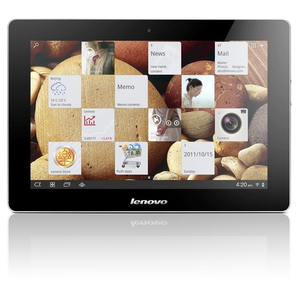 "Lenovo IdeaTab S2110 2258A1U 16 GB Tablet - 10.1"" - In-plane Switchin"