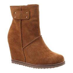 Women's Diba Lock It Up Cognac Suede