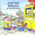 Just Big Enough (Paperback)