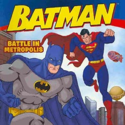 Battle in Metropolis (Paperback)