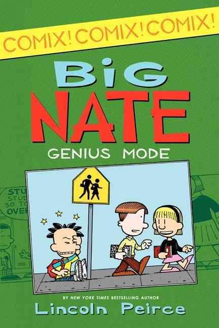 Big Nate Genius Mode