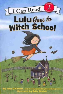 Lulu Goes to Witch School (Hardcover)