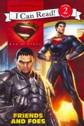 Man of Steel: Friends and Foes (Paperback)