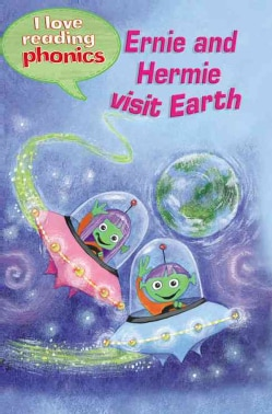 Ernie and Hermie Visit Earth (Paperback)