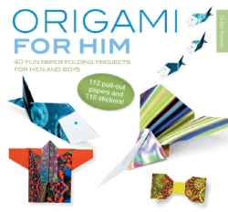 Origami for Him (Paperback)