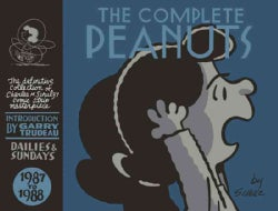 The Complete Peanuts: 1987-1988 (Hardcover)