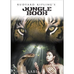 Jungle Book (DVD)