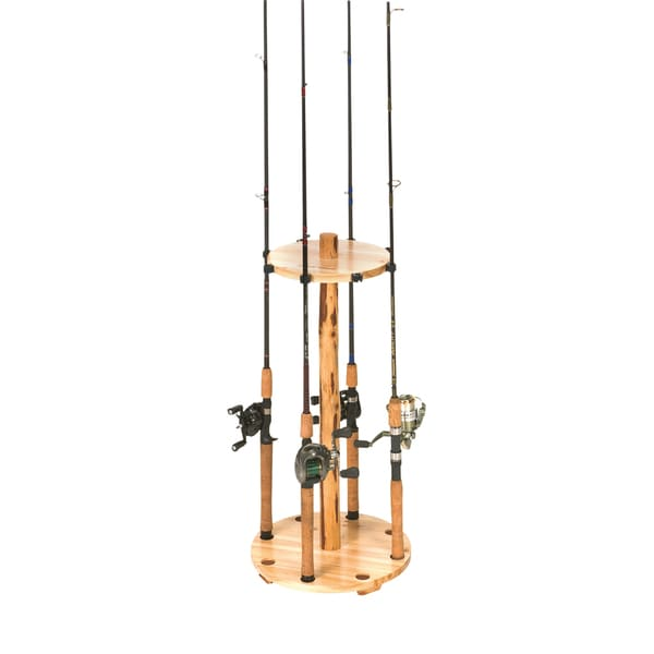 Rush Creek 8-Rod Round Rack