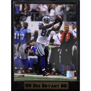 Dallas Cowboys Dez Bryant Photo Plaque (9x12)