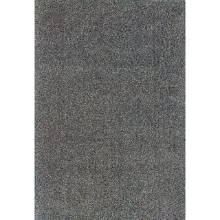Blue/ Grey Shag Area Rug