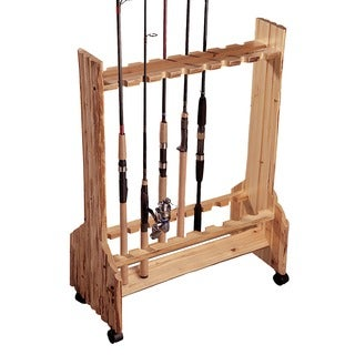 Rush Creek 16 Rod Rolling Rack