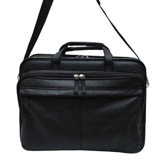 Kozmic Pebble Leather Laptop Business Case