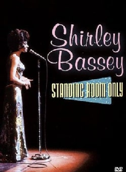Shirley Bassey: Standing Room Only (DVD)