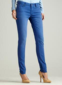 Vigoss Skinny Jean In Blue