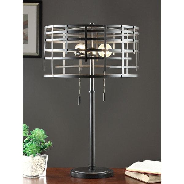 Renate Spiral Round Table Lamp