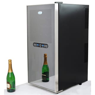 NewAir 32 Bottle Dual Zone Wine Cooler