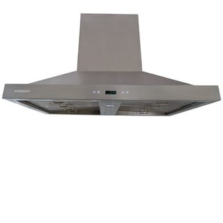 Xtremeair Pro-X Modern Stainless-Steel Range Hood