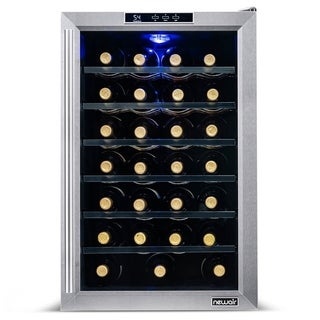 NewAir Appliances Thermoelectric Assembled Wine Cooler