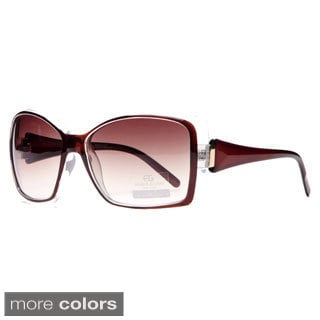 DASEIN by Anais Gvani Women's Classic Square Frame Sunglasses