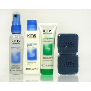 KMS California Moist Repair Travel Kit