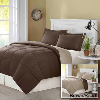 Comfort Classics Billings 3-piece Down Alternative Comforter and Sham Set