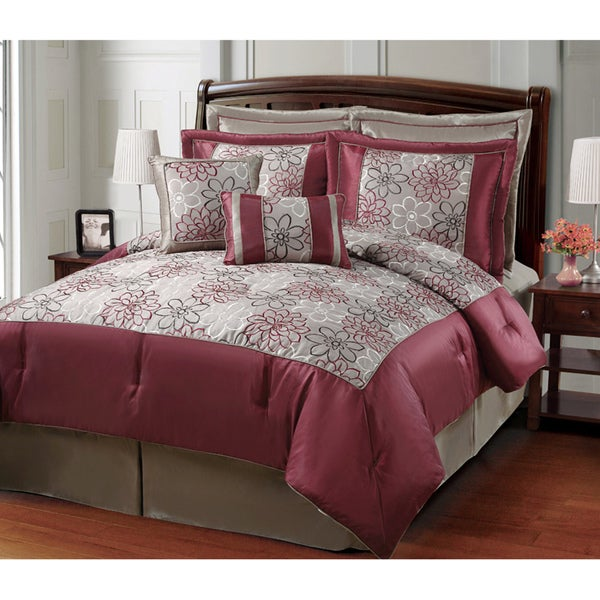 VCNY Allan 8-piece Comforter Set
