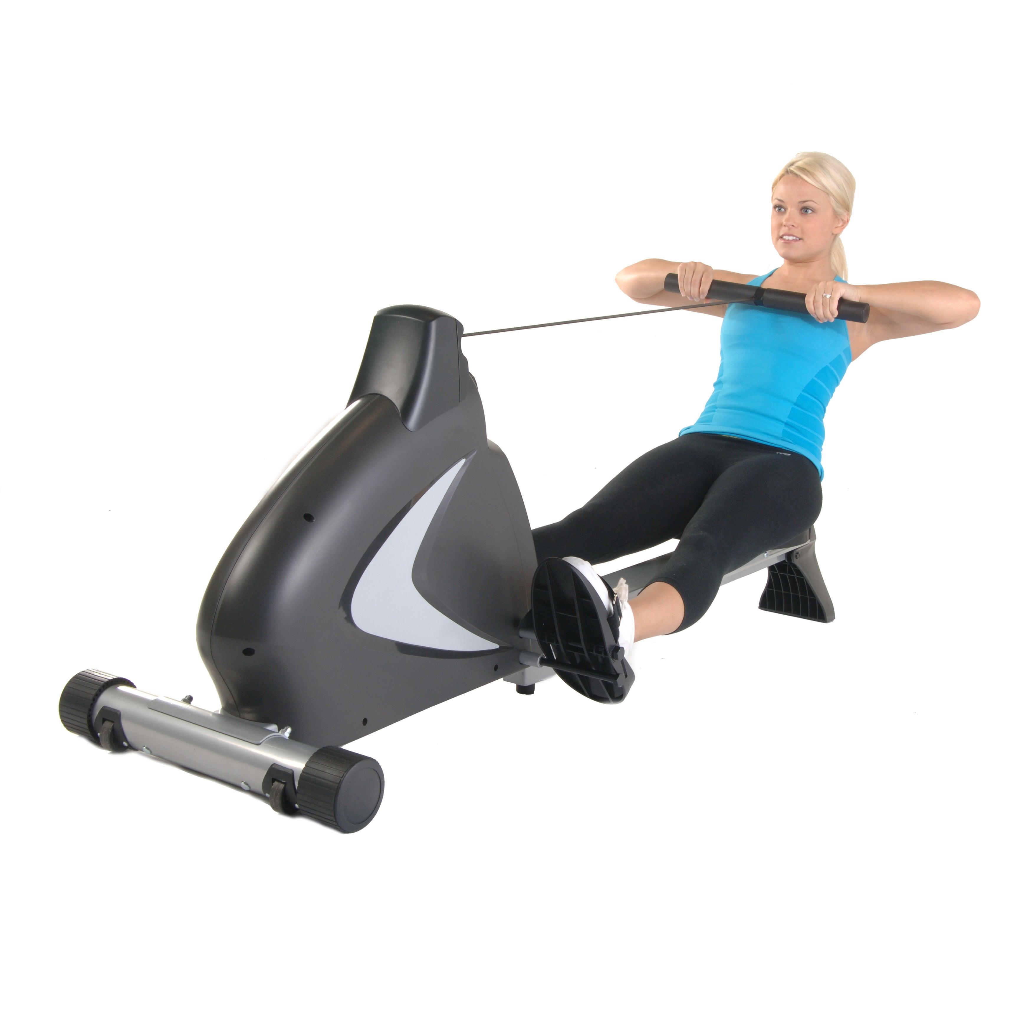 Gym Equipment Adelaide: Avari Fitness Programmable Magnetic Elliptical Trainer
