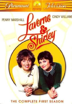 Laverne & Shirley: The Complete First Season (DVD)