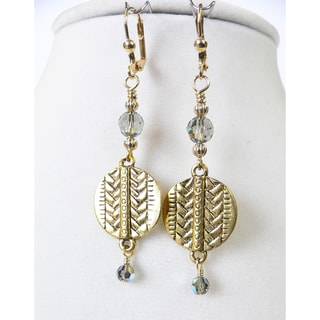 'Sukee' Dangle Earrings