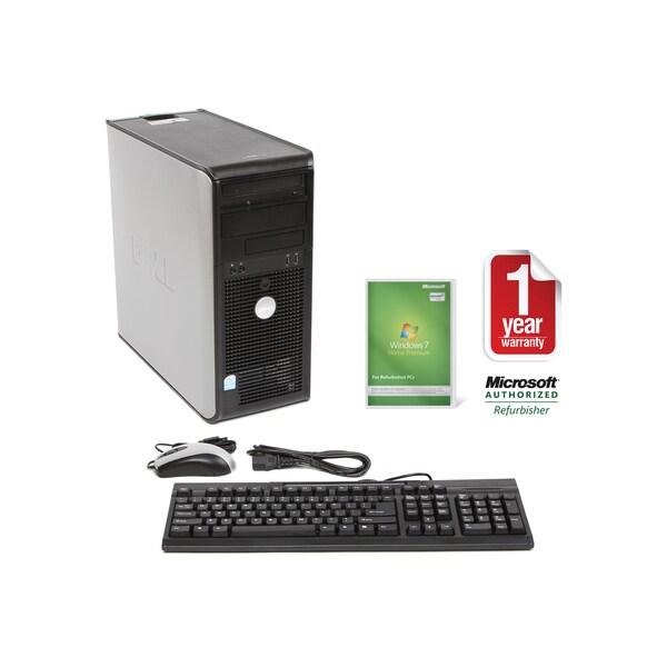 Dell GX520 3.2GHz 160GB MT Computer (Refurbished)