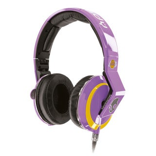 Skullcandy The Mix Master DJ Headphones (Lakers)
