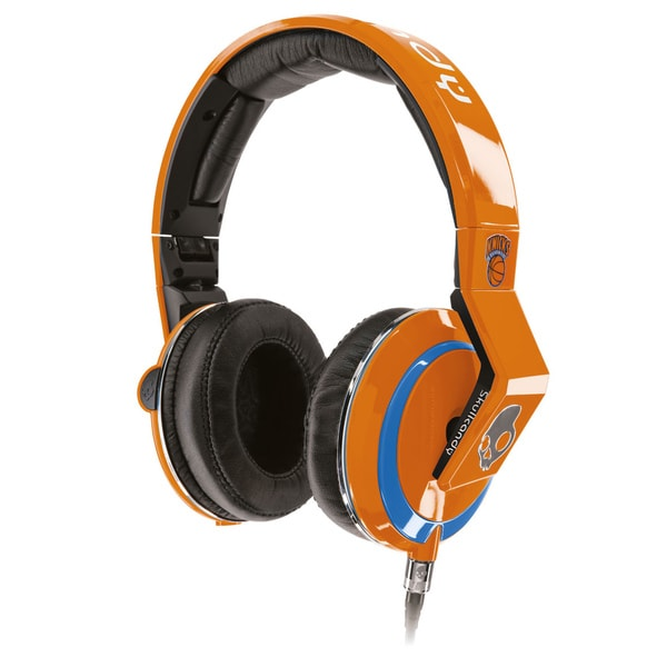 Skullcandy The Mix Master DJ Headphones (Knicks)