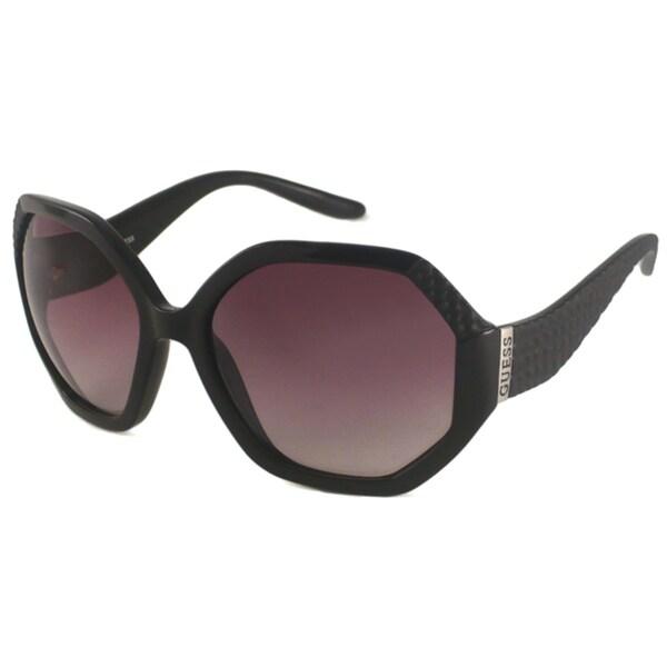 Guess Women's GU6534 Geometric Sunglasses
