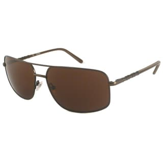 Guess Men's GU6595 Aviator Sunglasses