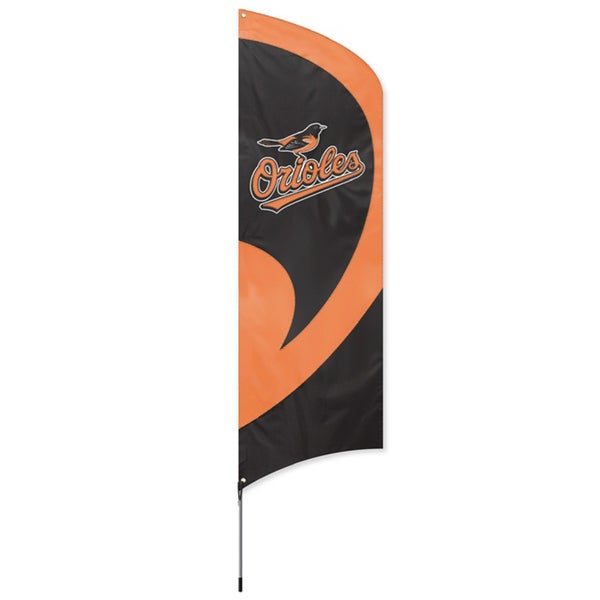 Party Animal Baltimore Orioles Tall Team Flag