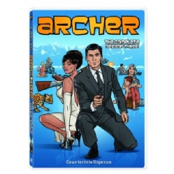 Archer: Season 3 (DVD)