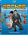 Archer Season 3 (Blu-ray Disc)
