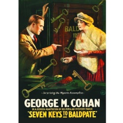 Seven Keys to Baldpate (DVD)
