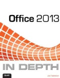 Office 2013 in Depth (Paperback)