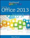 Teach Yourself Visually Microsoft Office 2013 (Paperback)