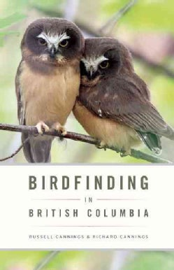 Birdfinding in British Columbia (Paperback)