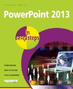 Powerpoint 2013 in Easy Steps (Paperback)