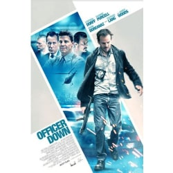 Officer Down (Blu-ray Disc)