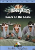 Three Stooges: Goofs on The Loose (DVD)